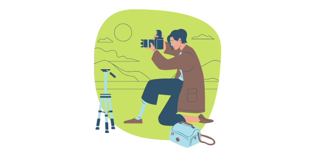 ラブグラフカメラマン画像