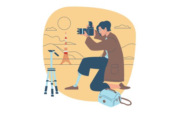 ラブグラフ関東のカメラマン
